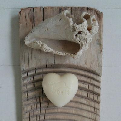 Hjerte sæbe