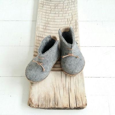 Glerups uldstøvle til børn