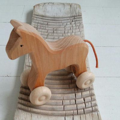 Træ Hest