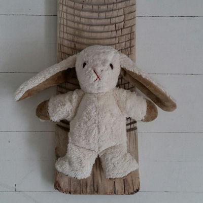 Kanin i bomuldsplys