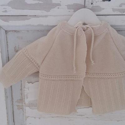 Slå-om strøje i øko bomuld