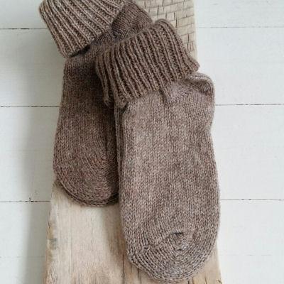 Alpaca/uld sokker