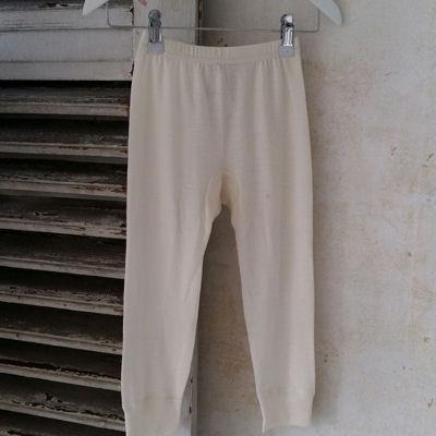 Uld/silke leggings